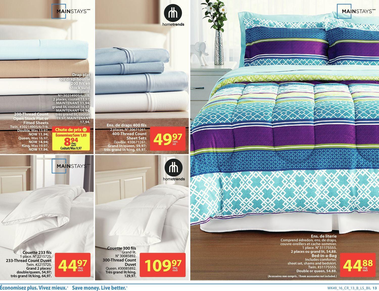 Walmart Weekly Flyer Handout Everyday Essentials At Unbeatable