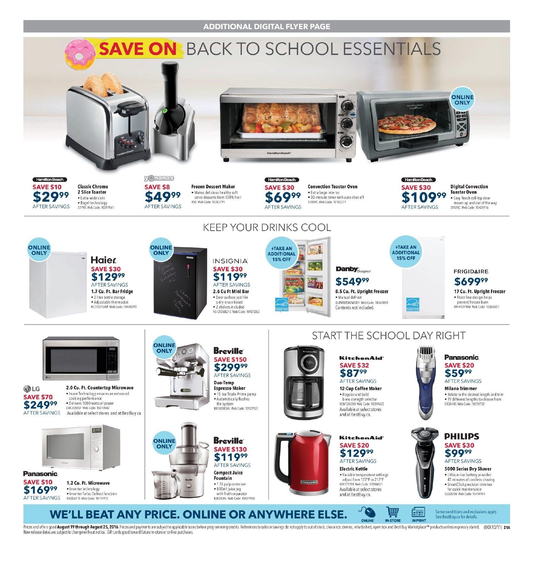 Best buy weekly flyer weekly hp days sale event aug 19 25 best buy weekly flyer weekly hp days sale event aug 19 25 redflagdeals fandeluxe Images