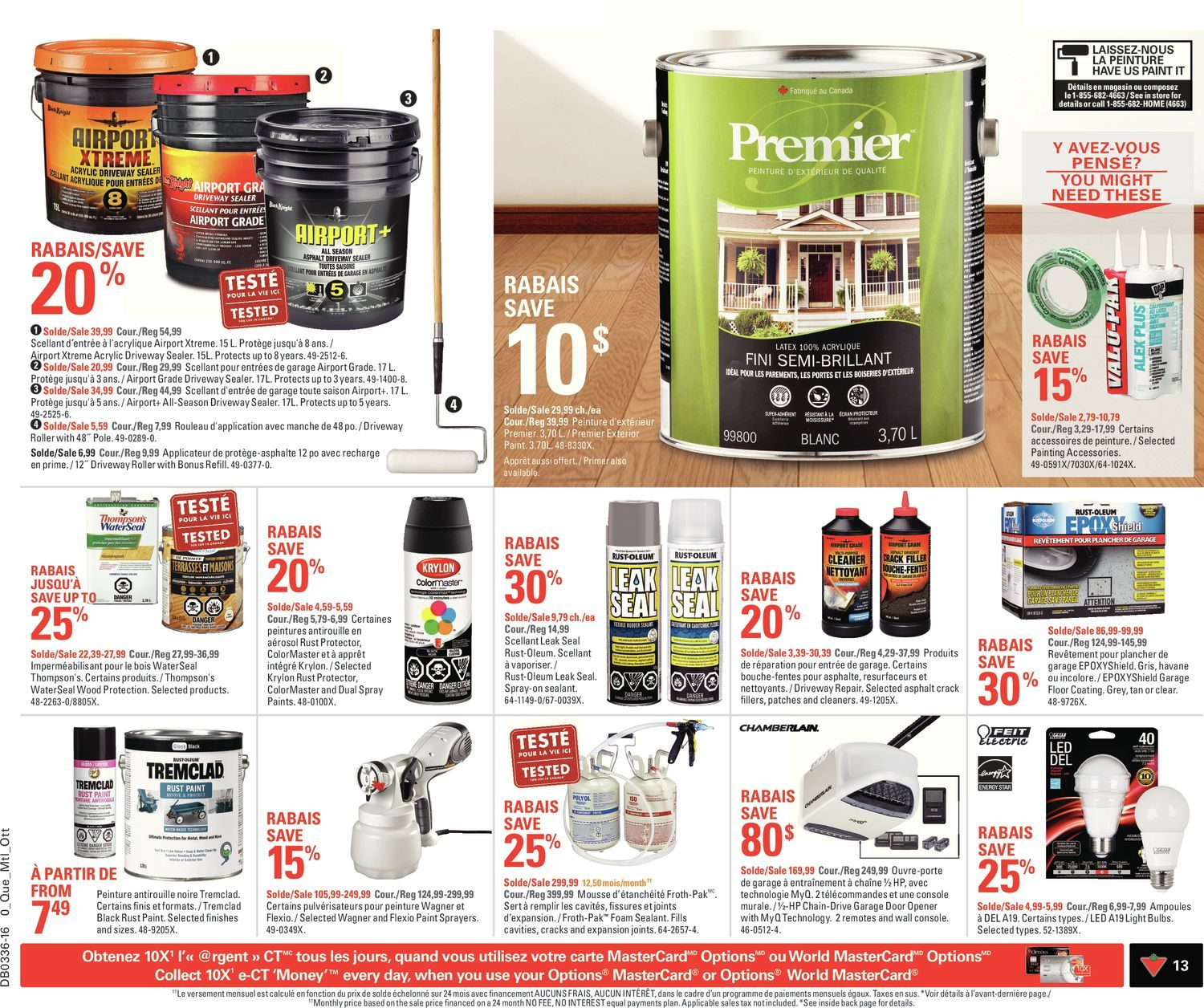 Canadian Tire Weekly Flyer Long Weekend Sale Sep 2 8 Pro Parts Diagram In Addition Dyson Dc33 As Well Rug