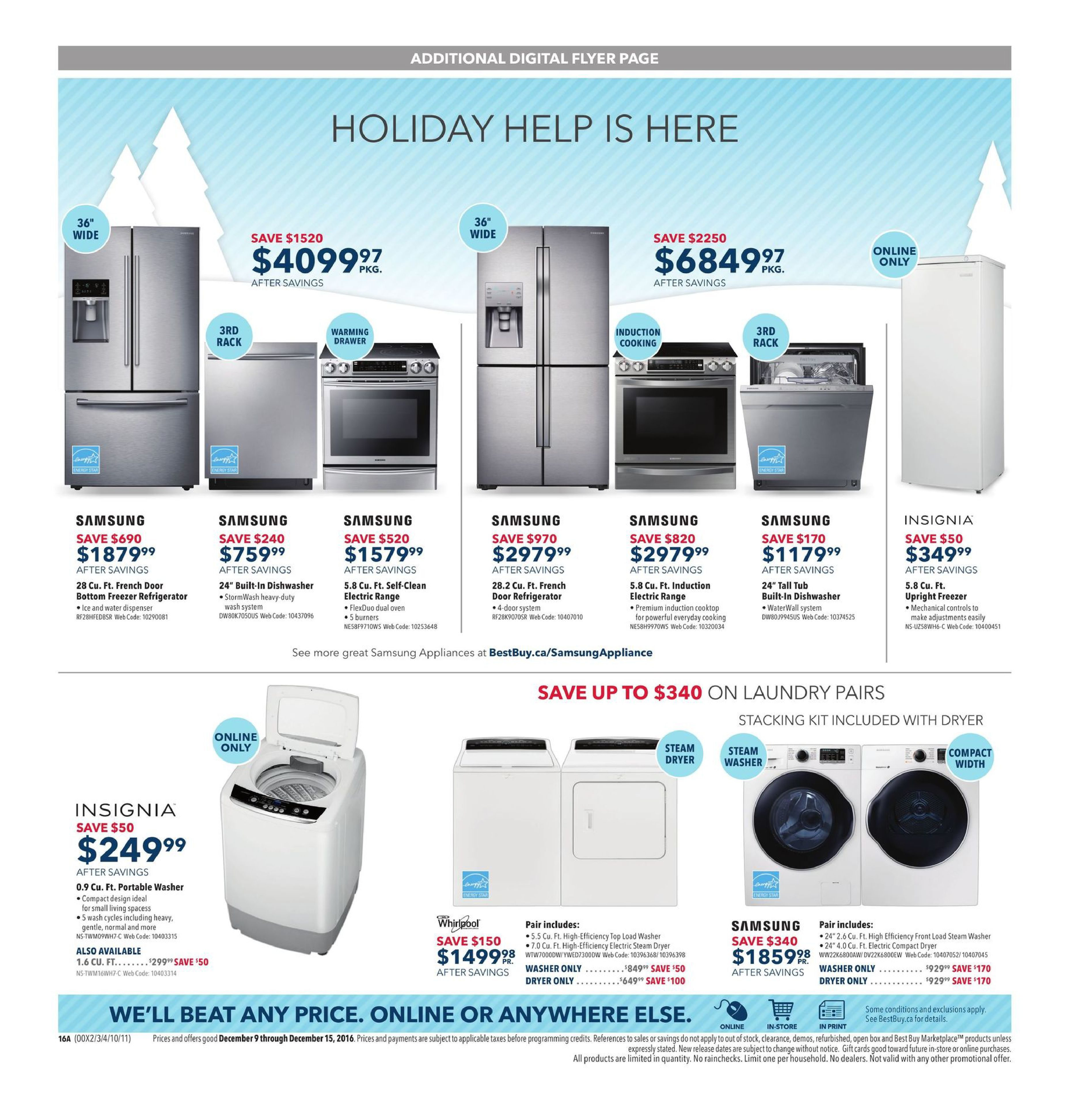Best buy weekly flyer weekly perfect gifts dec 9 15 best buy weekly flyer weekly perfect gifts dec 9 15 redflagdeals fandeluxe Image collections