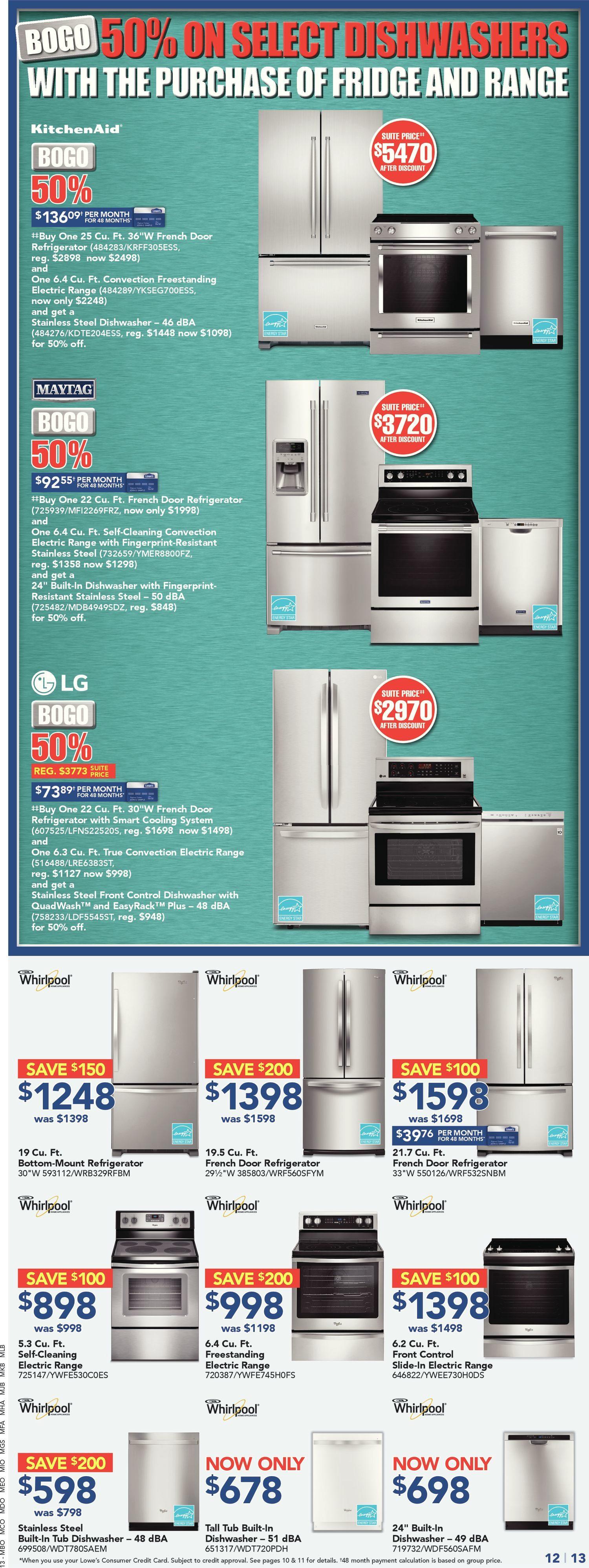 Lowe\'s Weekly Flyer - Weekly - BOGO Sale - Apr 20 – 26 ...