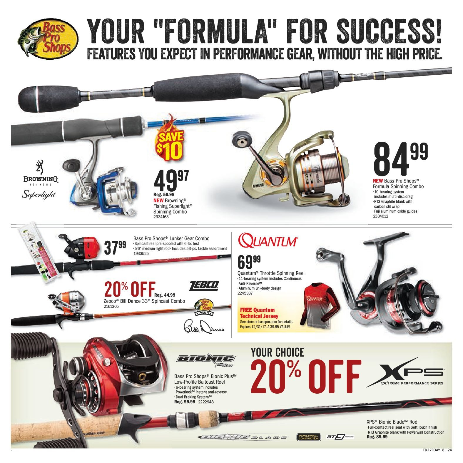 Bass Pro Shops Weekly Flyer - Vaughan - Father's Day Sale