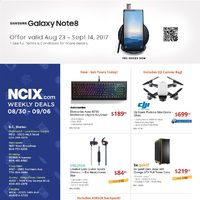 NCIX - Weekly Deals Flyer