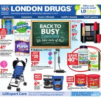- Back To Busy Essentials Flyer