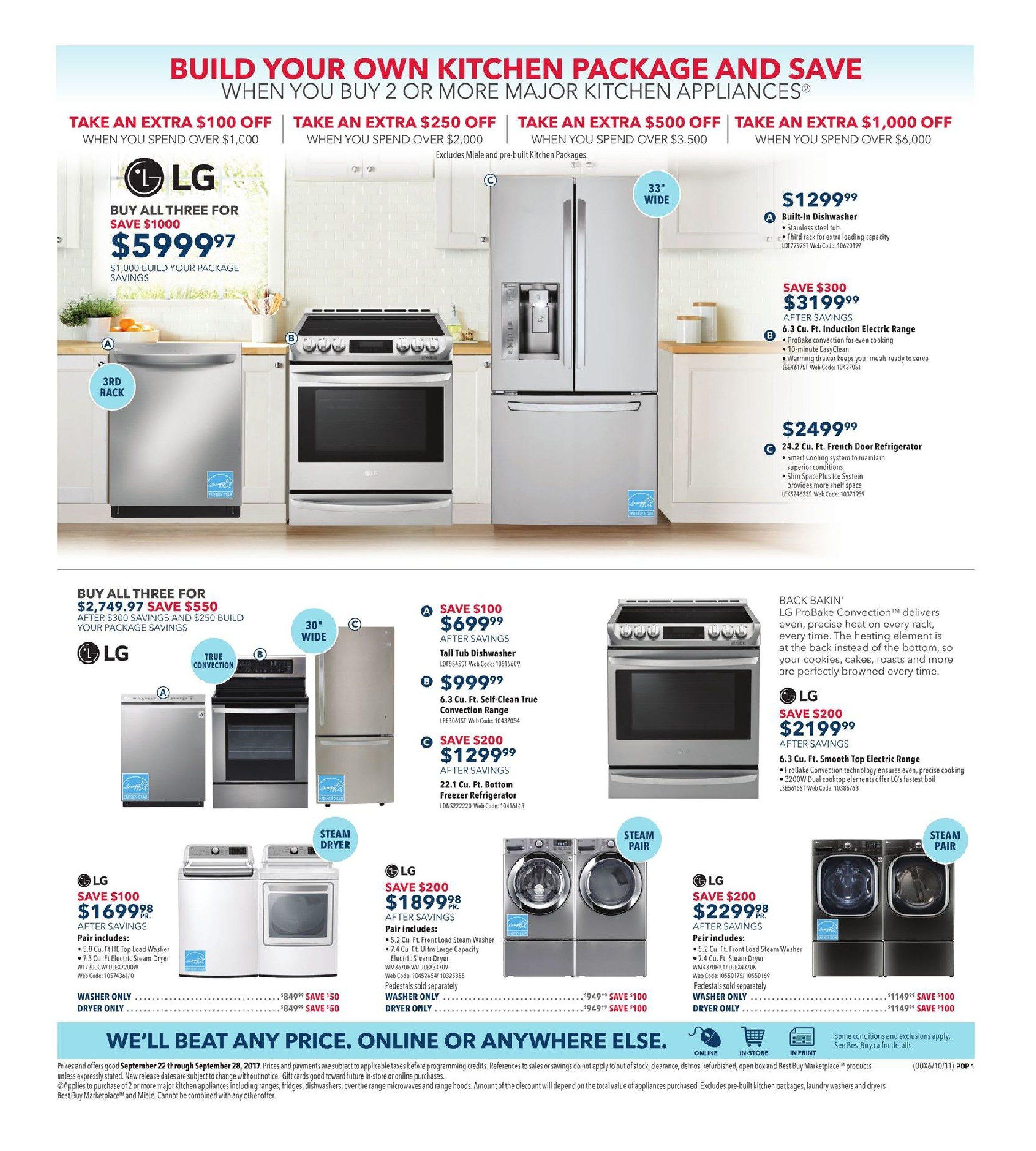 Best buy weekly flyer weekly bring home big savings sep 22 best buy weekly flyer weekly bring home big savings sep 22 28 redflagdeals fandeluxe Gallery