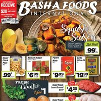 Basha Foods - 2 Weeks of Savings Flyer