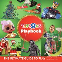 Toys R Us - 2017 Playbook Flyer