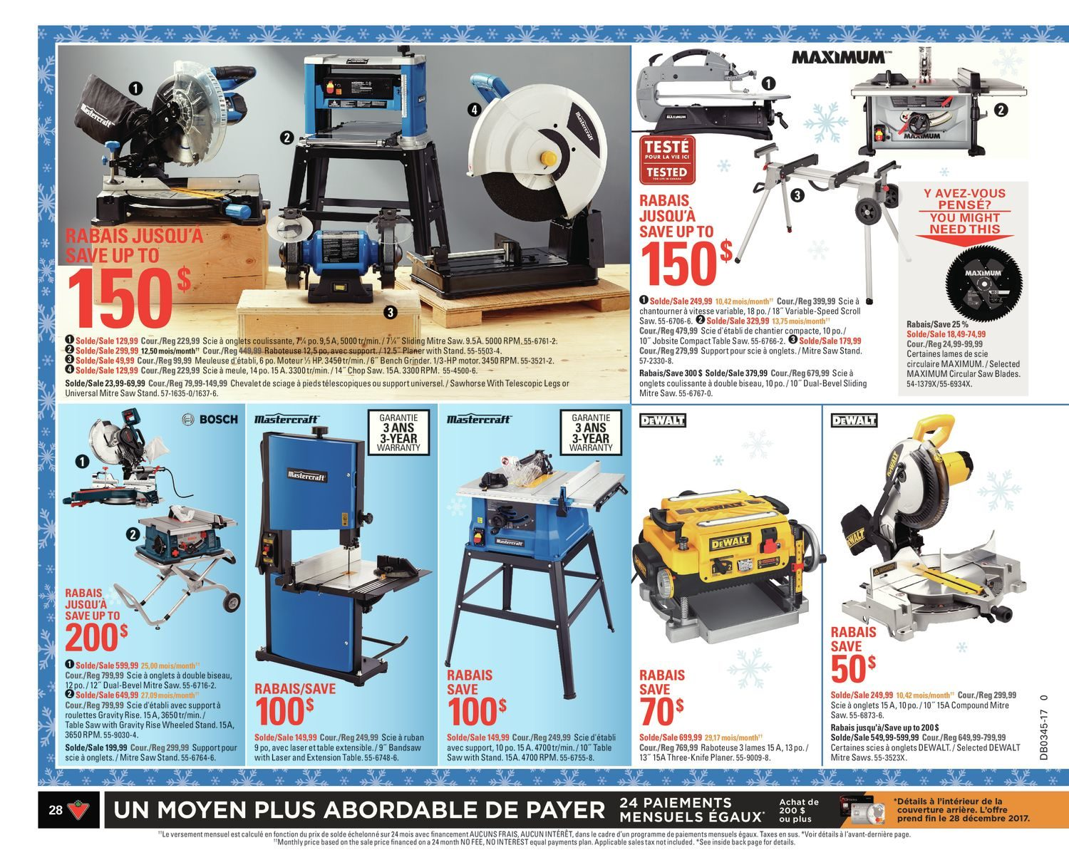 Canadian Tire Weekly Flyer - Weekly - Bring On The Cheer - Nov 2 – 8 ...
