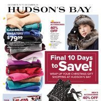 The Bay - Final 10 Days to Save! Flyer