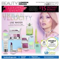 - Beauty Luxury Event Flyer