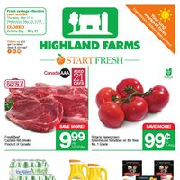 - 2 Weeks of Fresh Savings Flyer