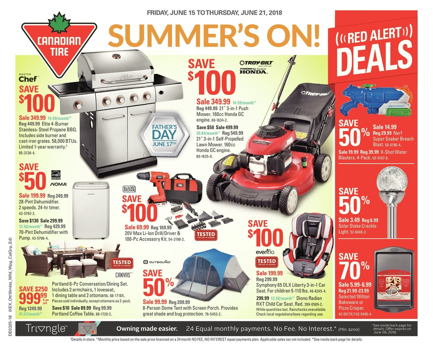 Canadian tire weekly flyer weekly summers on jun 15 21 canadian tire weekly flyer weekly summers on jun 15 21 redflagdeals keyboard keysfo Images