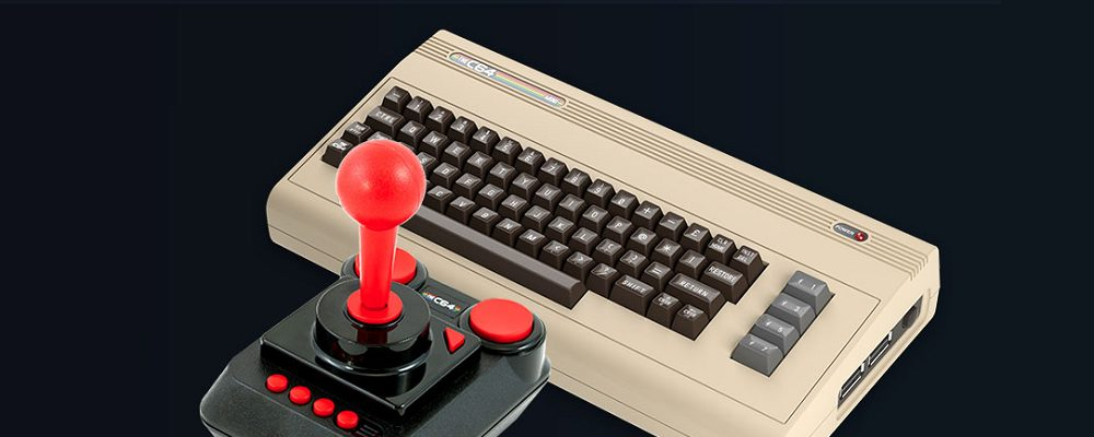 THEC64 Mini, a Miniature Commodore 64 is Coming to Canada this Fall