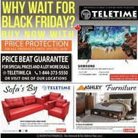 Teletime.ca - Why Wait For Black Friday? Flyer