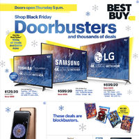 US Black Friday - Best Buy US - Black Friday Deals Flyer