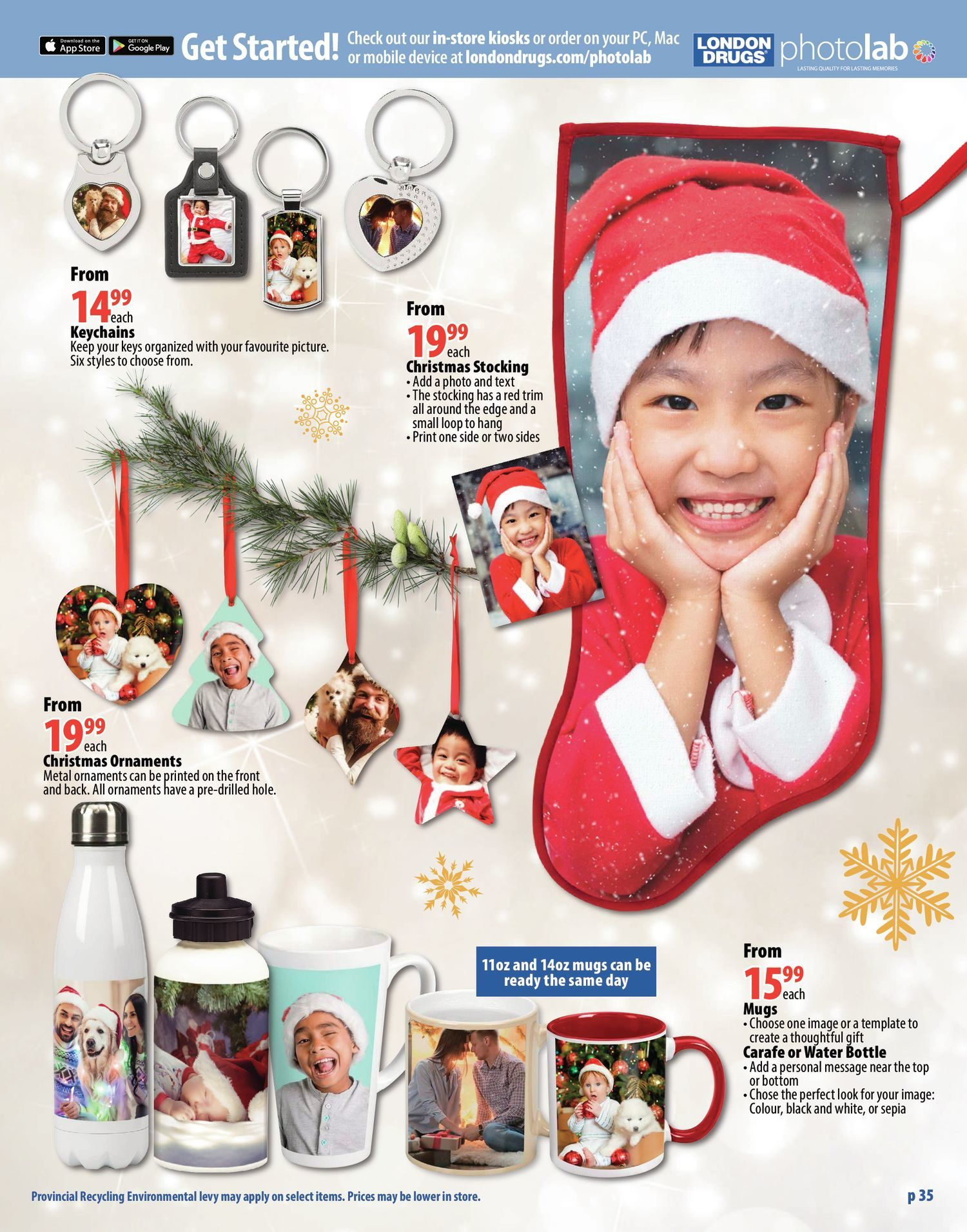 London Drugs Weekly Flyer All Your Christmas Gifts Nov 16 24 Redflagdeals Com