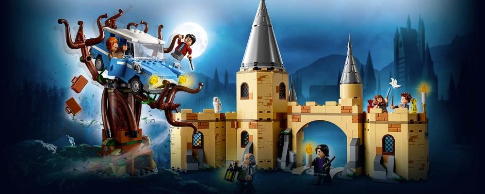 LEGO Gift Guide: The Best Harry Potter Themed Sets