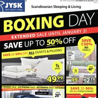 - Weekly - Boxing Day Extended Sale Flyer