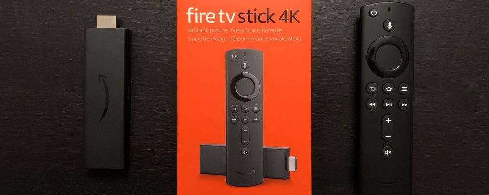 Amazon's New Fire TV Stick 4K is Sleek, Fast, and Offers Great Alexa Features