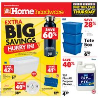- Weekly - Extra Big Savings Flyer