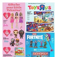 - Weekly - Gifts For Your Little Valentine! Flyer