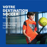 Sports Experts - Your Soccer Destination Buyer's Guide 2019 Flyer