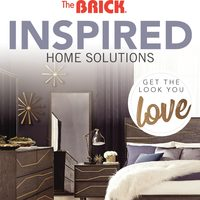 The Brick - Inspired Home Solutions - Get The Look You Love Flyer