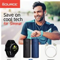 The Source - 2 Weeks of Savings - Save on Cool Tech For Summer Flyer