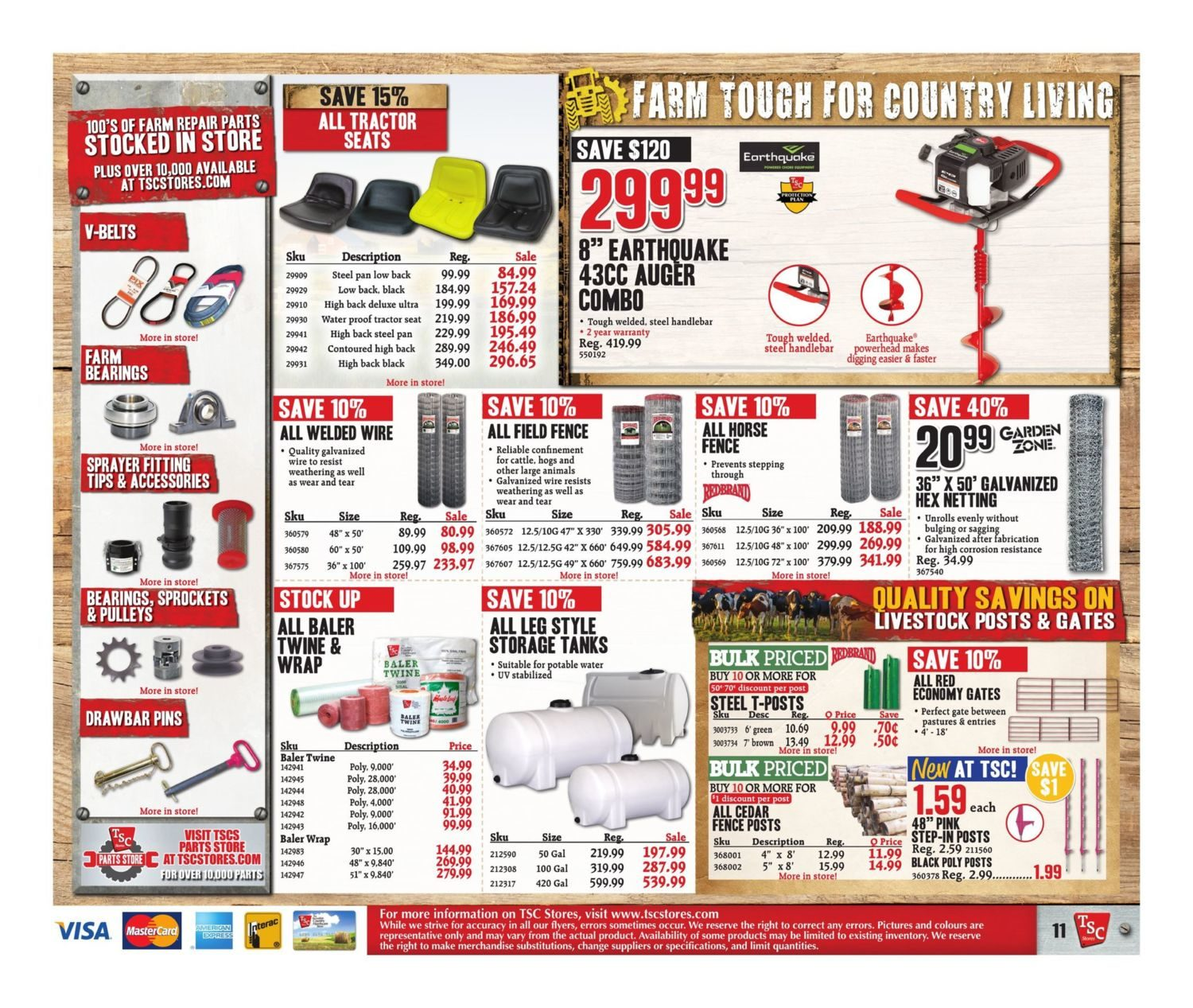 TSC Stores Weekly Flyer - Weekly - May 16 – 23