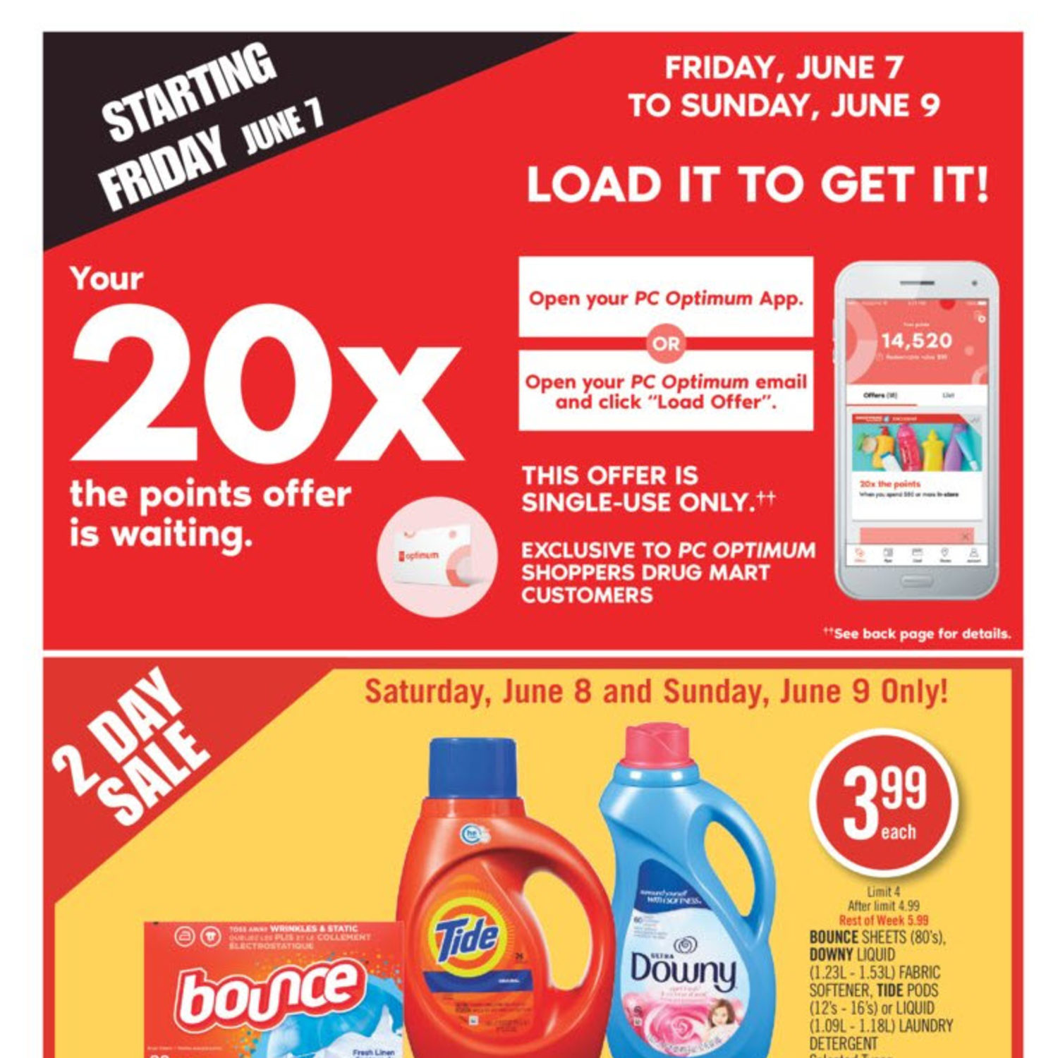 Shoppers Drug Mart Weekly Flyer Weekly Jun 8 14