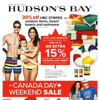- Weekly - The Canada Day Weekend Sale Flyer