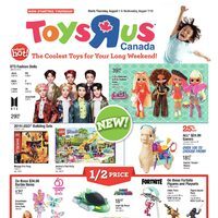 Toys R Us Flyer - Kitchener, ON - RedFlagDeals com