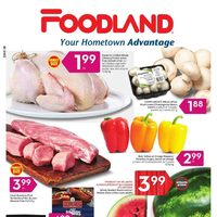 Foodland - Weekly Specials - Summer's On! Flyer
