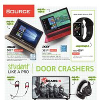 - Weekly Deals - Student Like A Pro Flyer