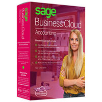 Sago Business Cloud Accounting, Bilingual, 1 Year Subscription