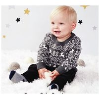 George Baby Boys' Knit Fashion Sweater