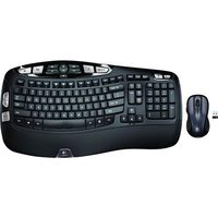 MK550 Wireless Wave Mouse amd Keyboard Combo