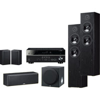 Yamaha 5.1 Channel Home Theatre System