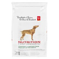 PC Nutrition First Adult Dog Food