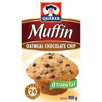 Hershey Chipits or Quaker's Muffin Mix