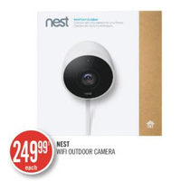 Nest Wifi Outdoor Camera
