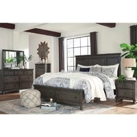 Ashley 6 PC King Storage Bedroom Set