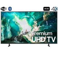 Samsung 55-Inch LED Ultra HD 4K Smart TV