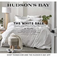 The Bay - Weekly - The White Sale Flyer