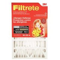 "3M Filtrete 4"" & 5"" Wide Furnace Filters"