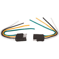 Power Fist 4-Way 12 In. Trailer Harness