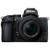 Nikon Z 50 Mirrorless Camera 16-50mm Lens Kit