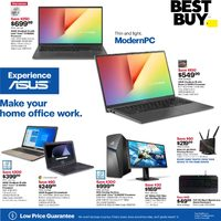 Best Buy - Weekly - Make Your Home Office Work Flyer