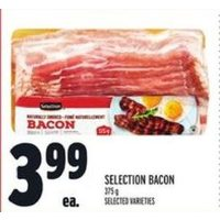 Selection Bacon