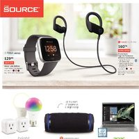 The Source - 2 Weeks of Savings Flyer